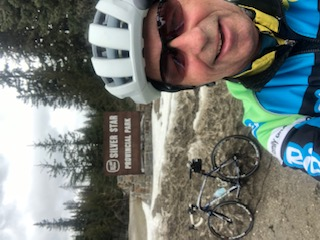 Dave's 400km in 2 days challenge